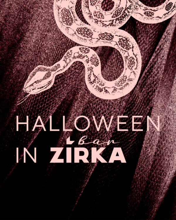 Halloween в Zirka Bar