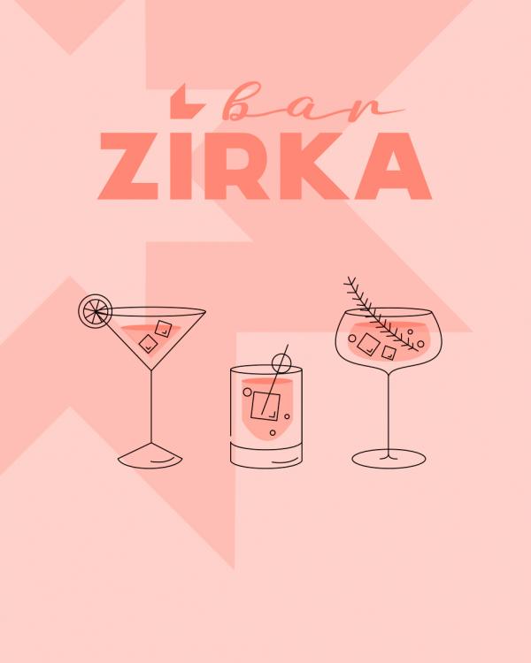 ZARINA відкриває ZIRKA Bar