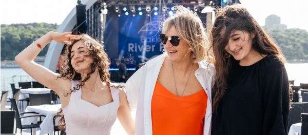 Ювелірний Дім ZARINA презентував проєкт «Моя сім'я — моя цінність» на BAKKARA River Party
