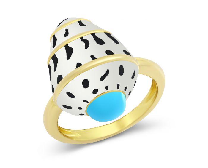 Кольцо Морской сувенир
