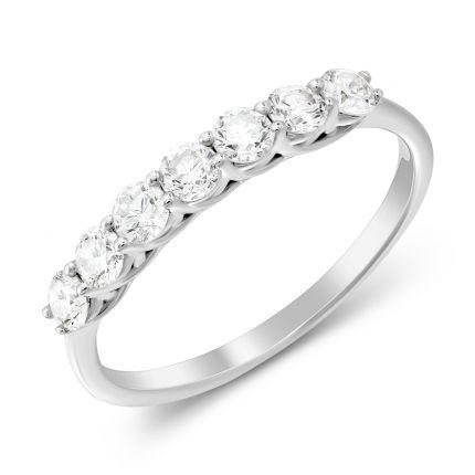 Каблучка з діамантами Щаслива