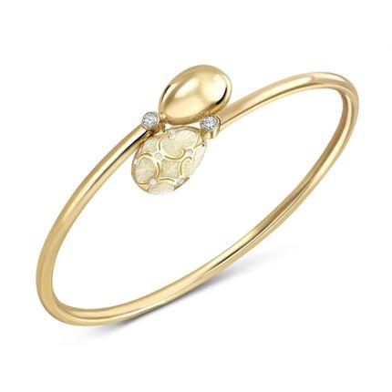Браслет Fabergé жовте золото