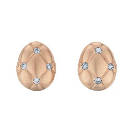 Сережки з діамантами Treillage