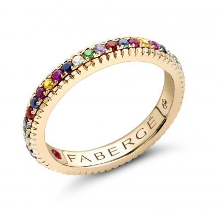 Каблучка Fabergé Multicoloured