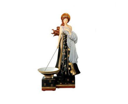 Скульптура Священный огонь Goebel
