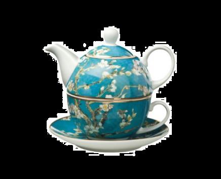Чайный набор 'Tea for One' Миндальное дерево Goebel