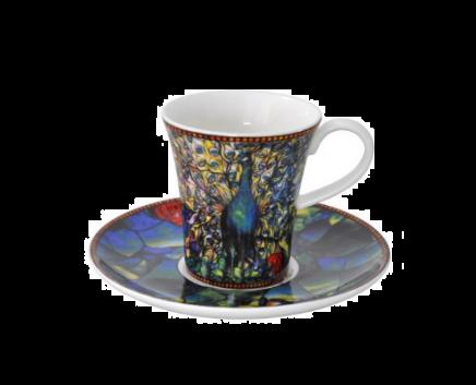 Чашка Павлин Goebel