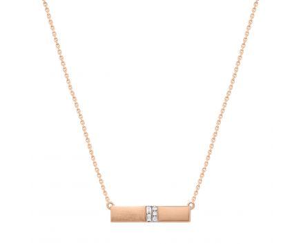 Колье з діамантами Ембер