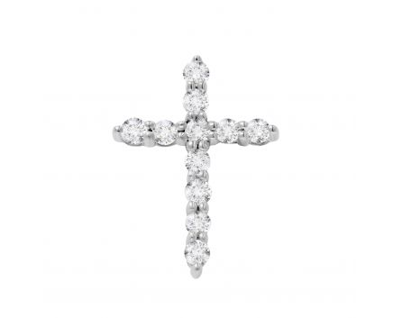 Хрест діамантовий