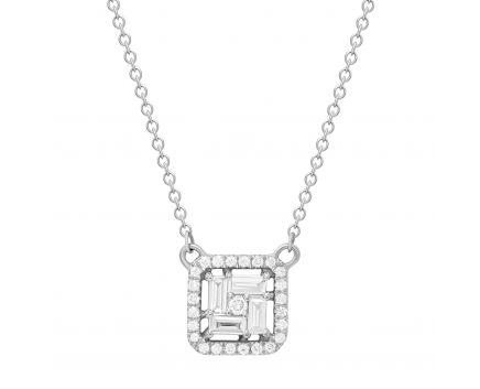 Кольє з діамантами Пруденс