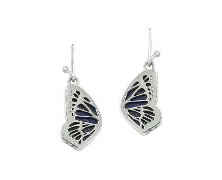 Сережки-метелики