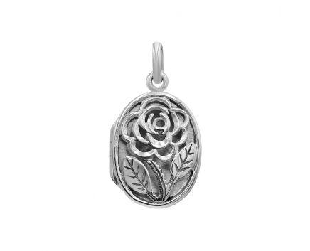 Подвес серебряный Символ любви
