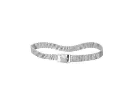 срібний браслет