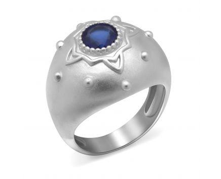 Каблучка срібна ZARINA