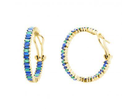 Сережки Natkina Rings