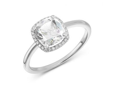 Каблучка Лаура діамант