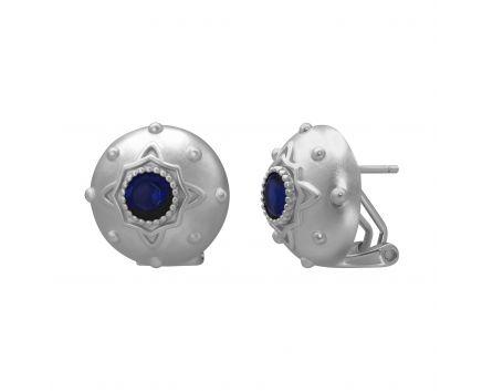 Сережки срібні ZARINA